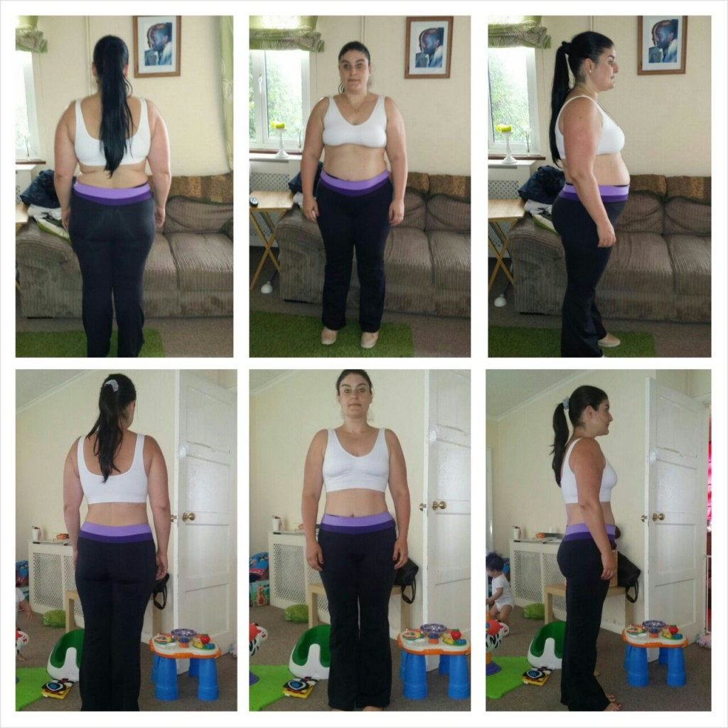 3 stone weight loss pictures