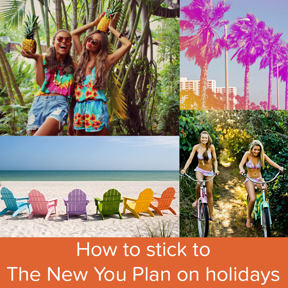 New You Diet Plan holiday tips