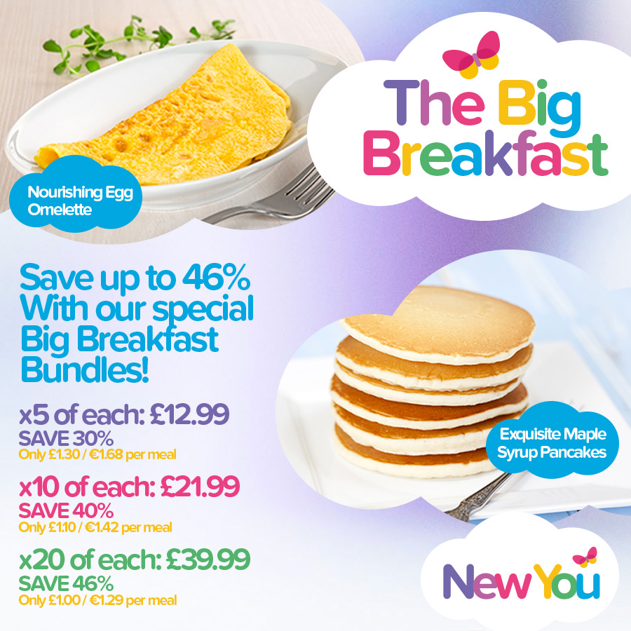 New You Plan Big Breakfast