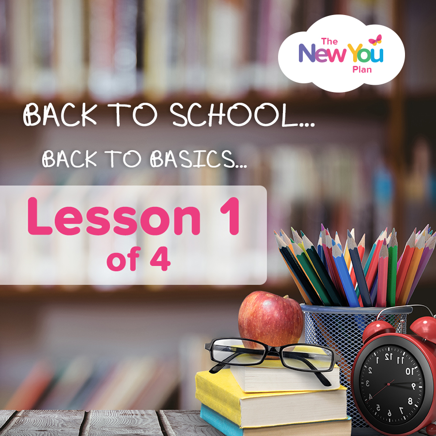 New You back to school