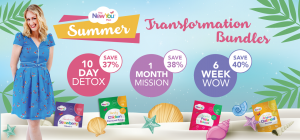 Summer Kickstart Transformation Challenge Bundles