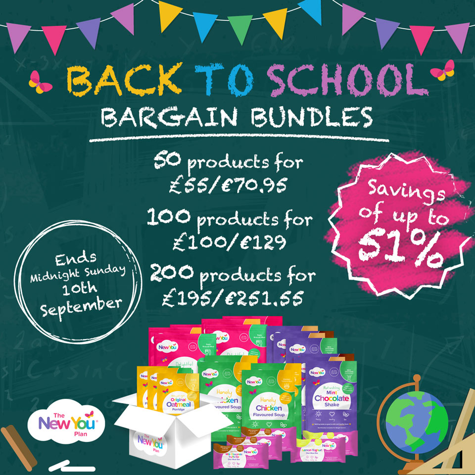 Back to school bundles