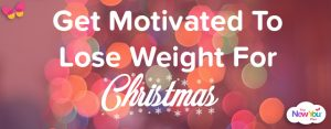 Lose weight for Christmas