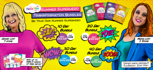 Superhero bundles