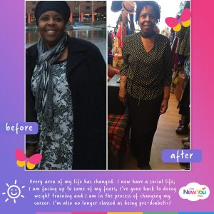 Dee Dropped 6 Dress Sizes In ONLY 6 Months!* - The New You Plan