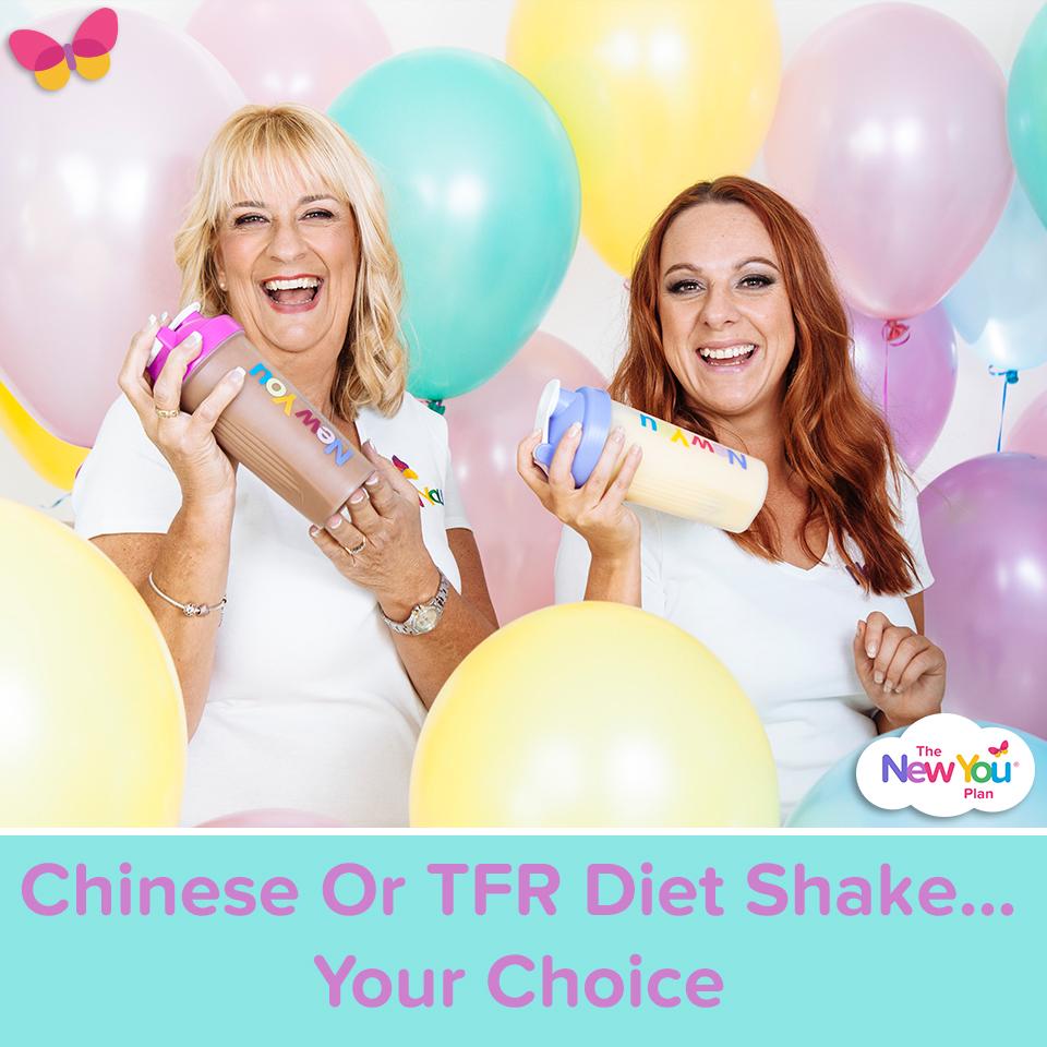 TFR diet shake