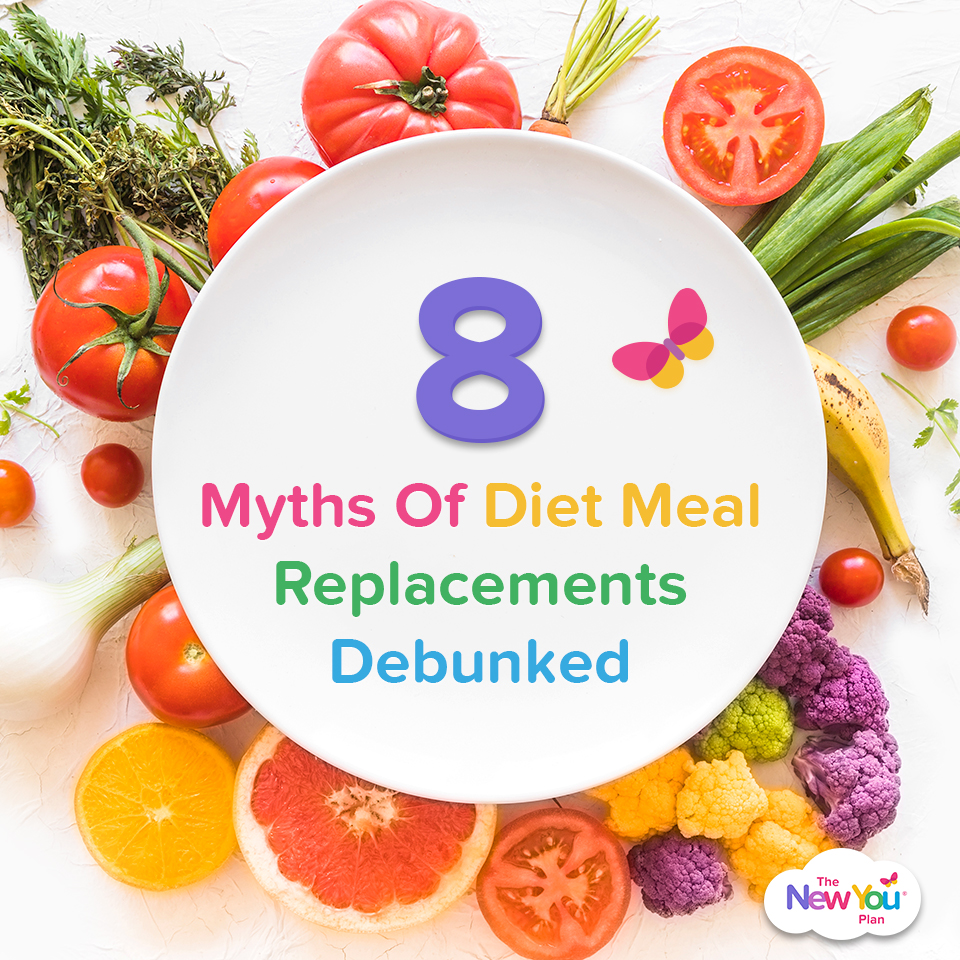 Meal Replacement Diet The New You Plan