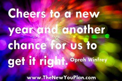 Happy New Year & Happy New You!
