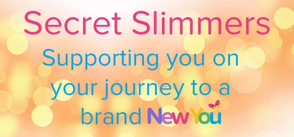 Secret Slimmers banner