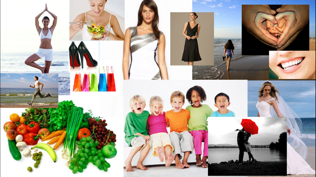Day 18 New You Plan Weight Loss Challenge – Create Your Vision Board this weekend!