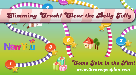SEPTEMBER SLIMMING CRUSH – Clear the Belly Jelly