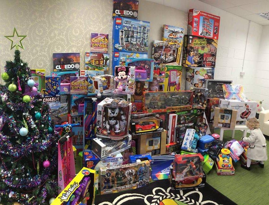 Toy appeal week 6