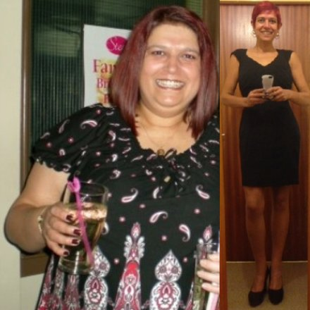 Dawn's Weight Loss Journey