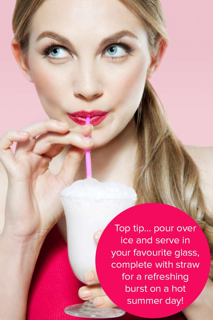 Shake tip