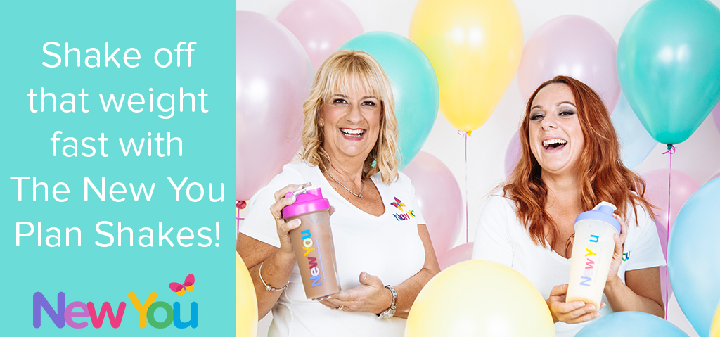 New You Plan Diet Shakes