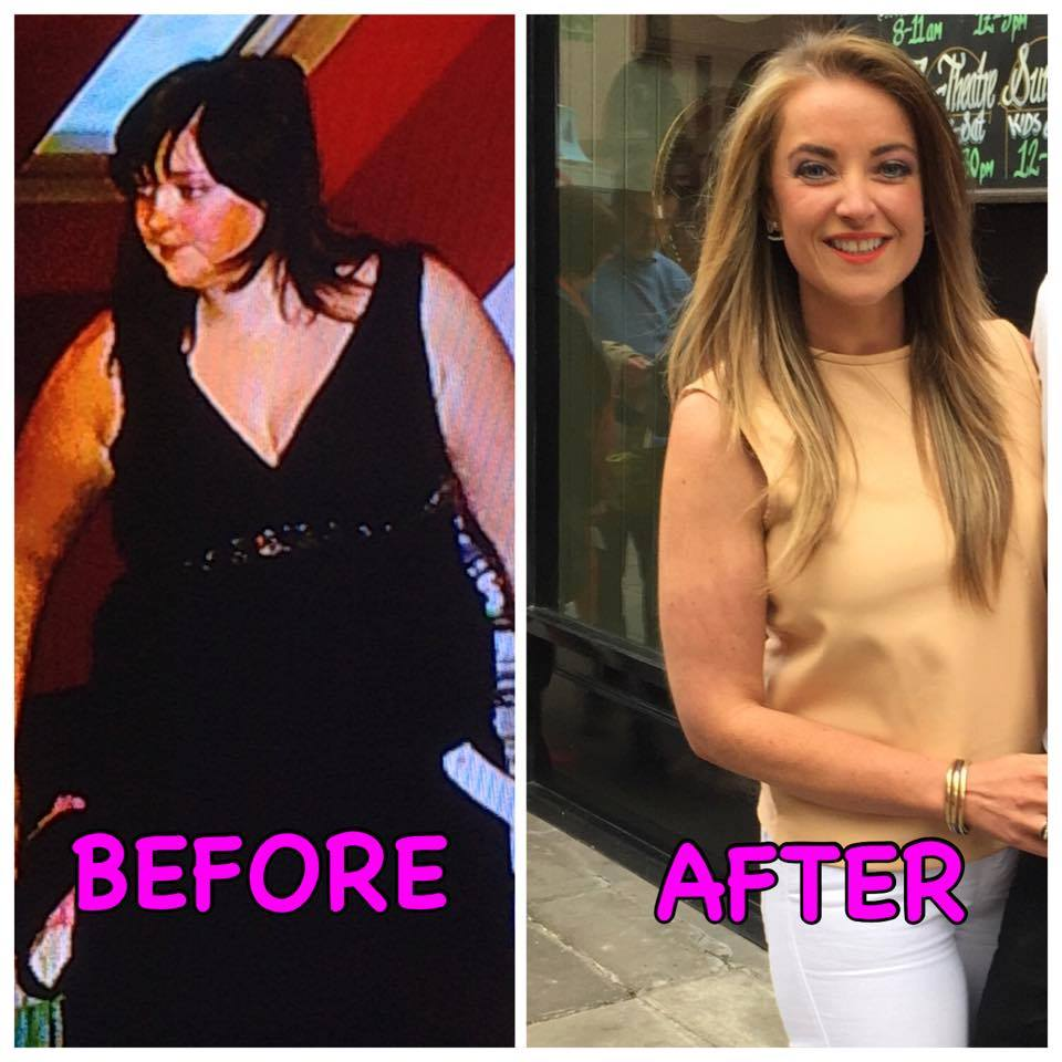 New You Diet Plan before and after photos
