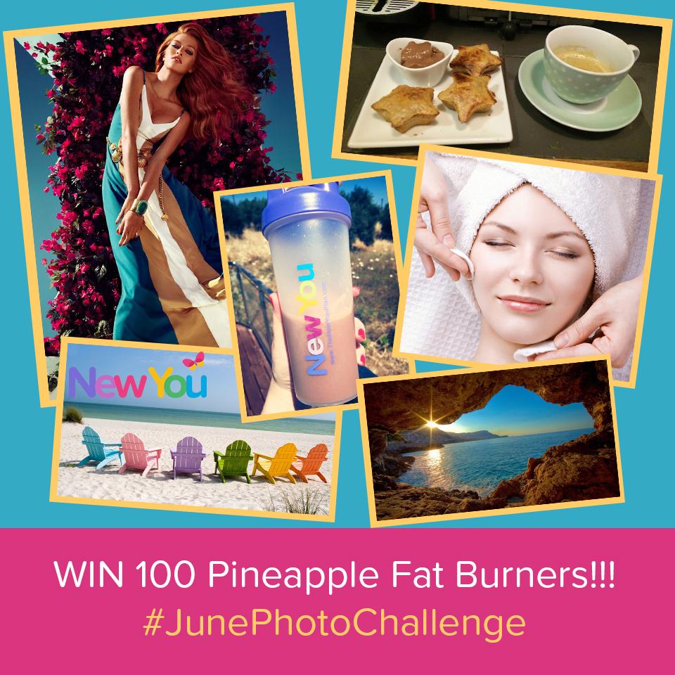 June Challenge social