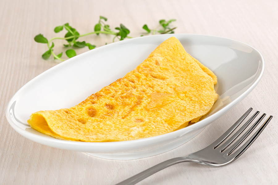 New You Plan Omelette