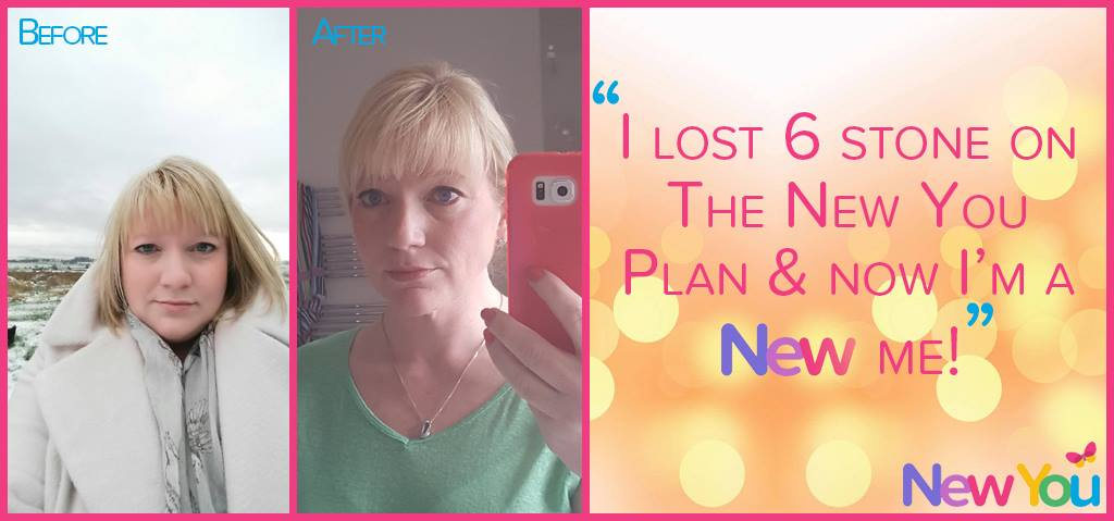 New You Plan customer interview 6 stone weight loss