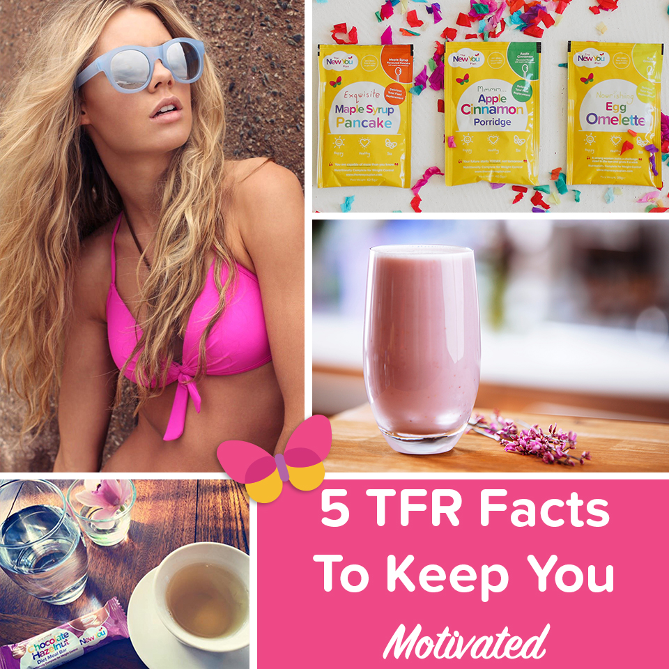 5 Total Food Replacement Facts To Keep You Motivated!