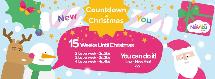 New You Plan Christmas Countdown Offers
