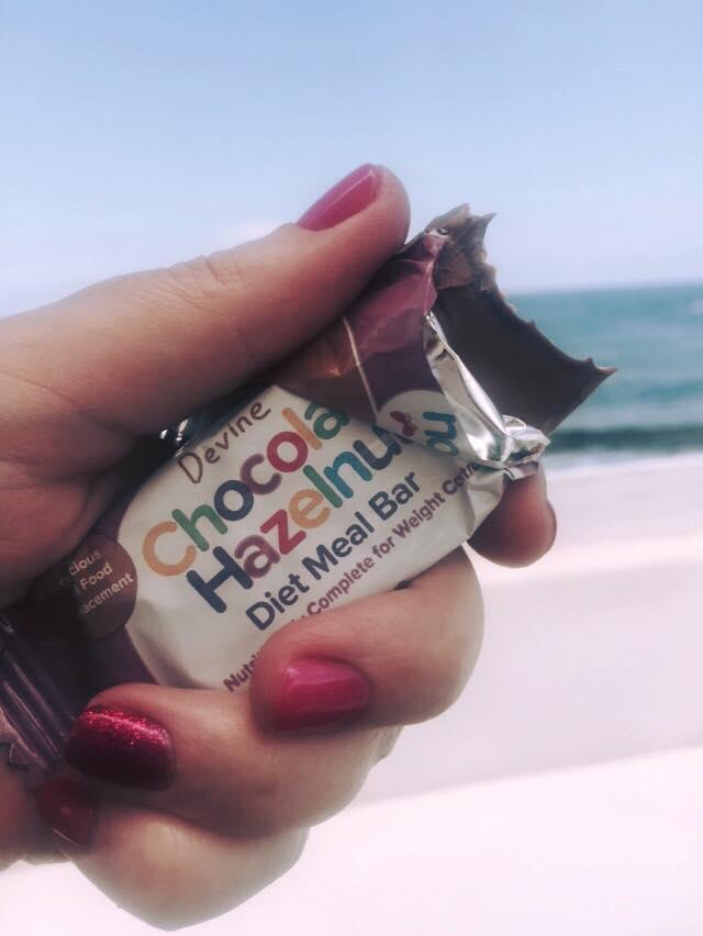 New You Plan Chocolate Hazelnut Bar