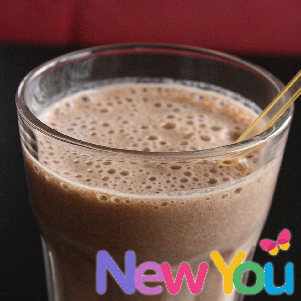 New You Plan Chocolate Shake