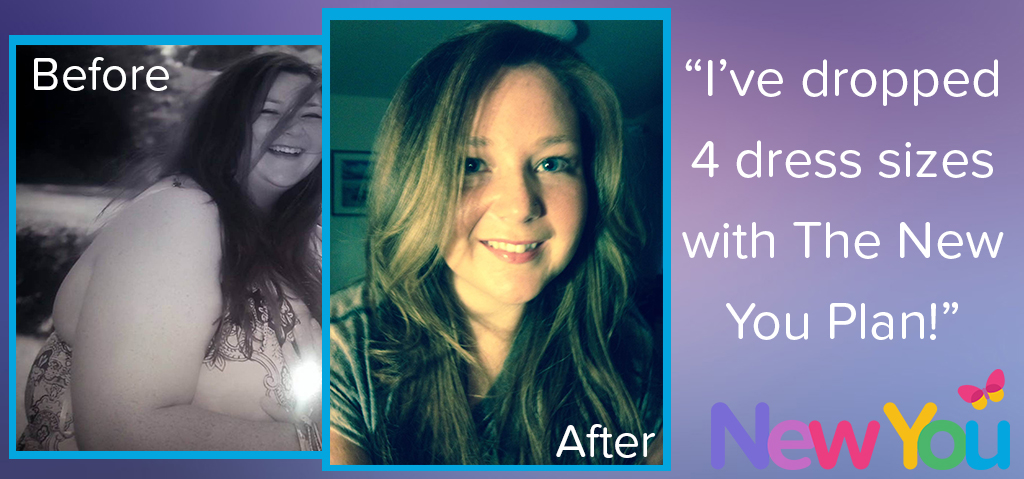 Valerie lost 4 stone with The New You Plan