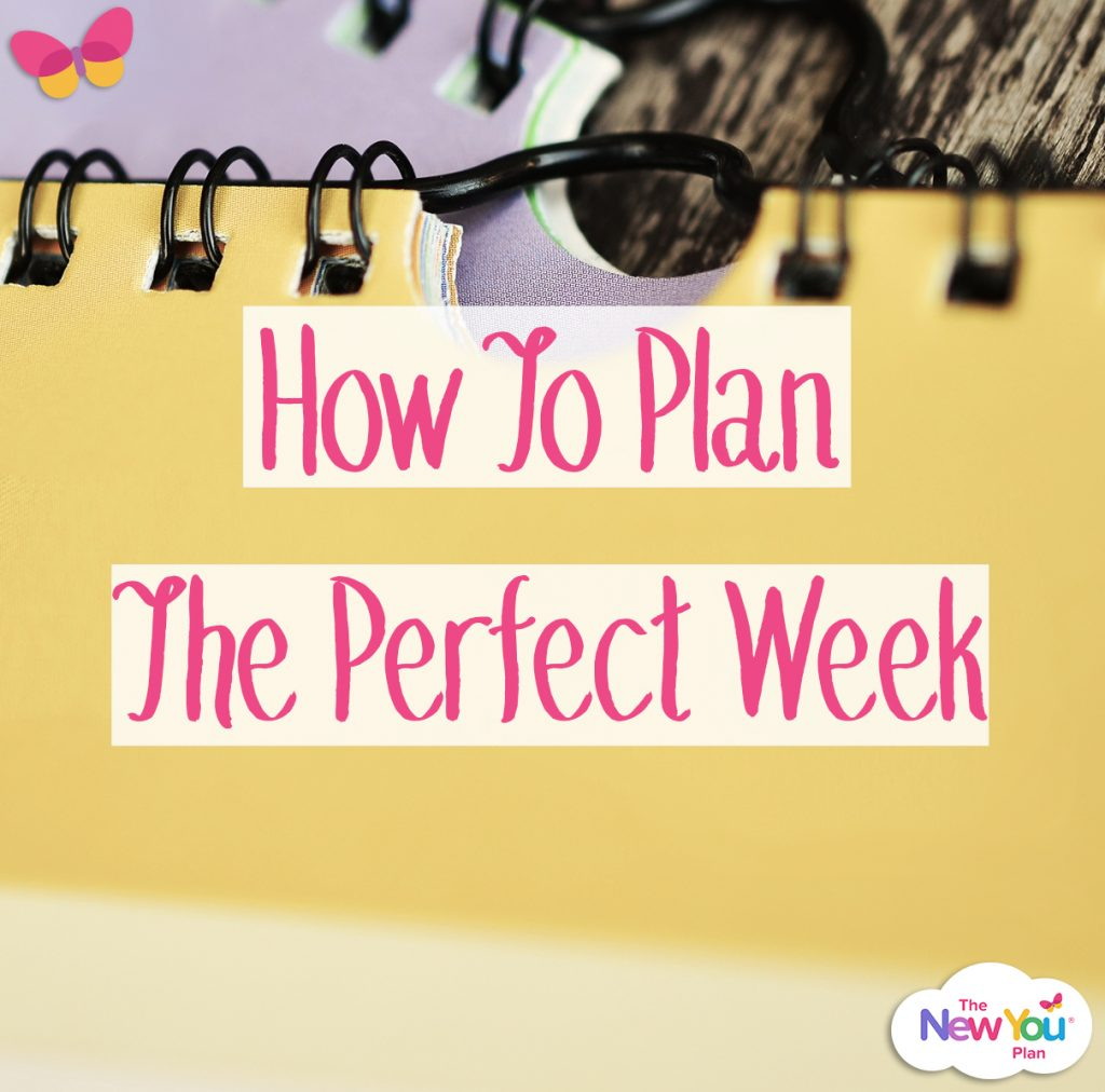 [Julz's Journal] How To Plan The Perfect Week