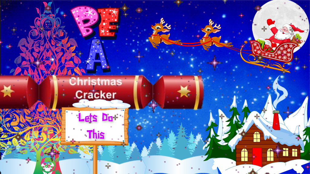 Register now countdown to christmas cracker weight loss tracker be a christmas cracker solutioingenieria Image collections