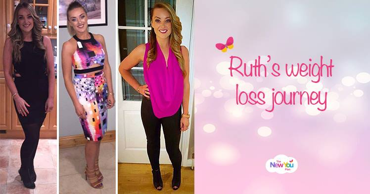 Ruth's New You Plan Total Food Replacement Weight Loss Results*