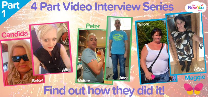 Success stories video interview series: Part 1