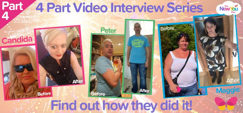 Success stories video interview series: Part 4