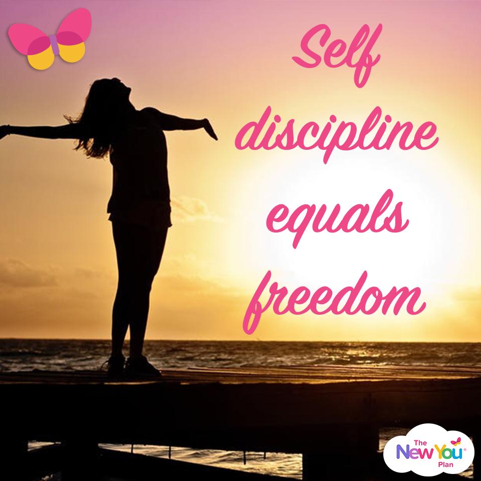 [Julz Journal] Self Discipline Equals Freedom