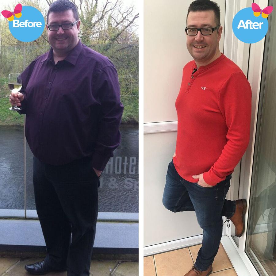 Darren's 12 Week TFR Transformation