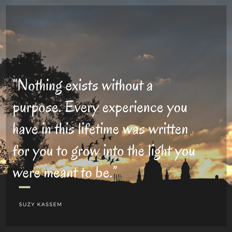 Nothing Exists Without A Purpose