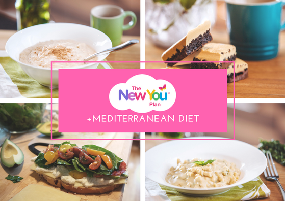 How To Integrate The Mediterranean Diet With Your New You Plan