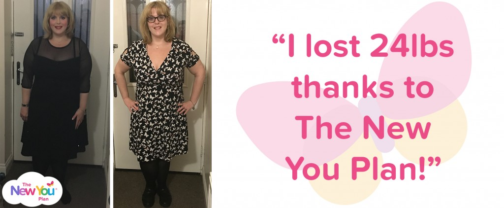 [Customer interview]: Delyth lost 24lbs* with New You