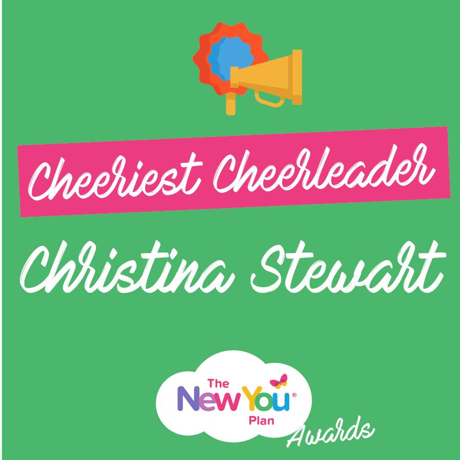 New You Awards 2016 – Cheeriest Cheerleader Award