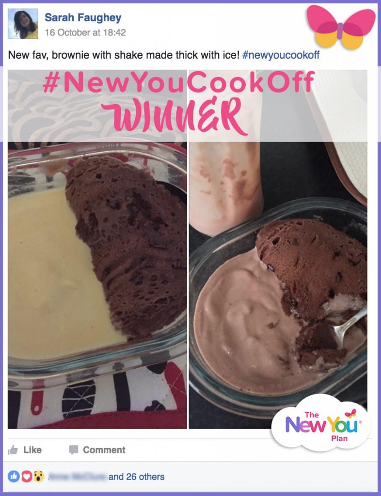 #NewYouCookOff winners