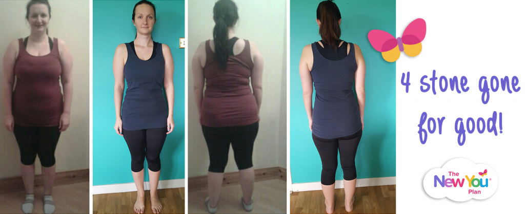 New You Plan weight loss results