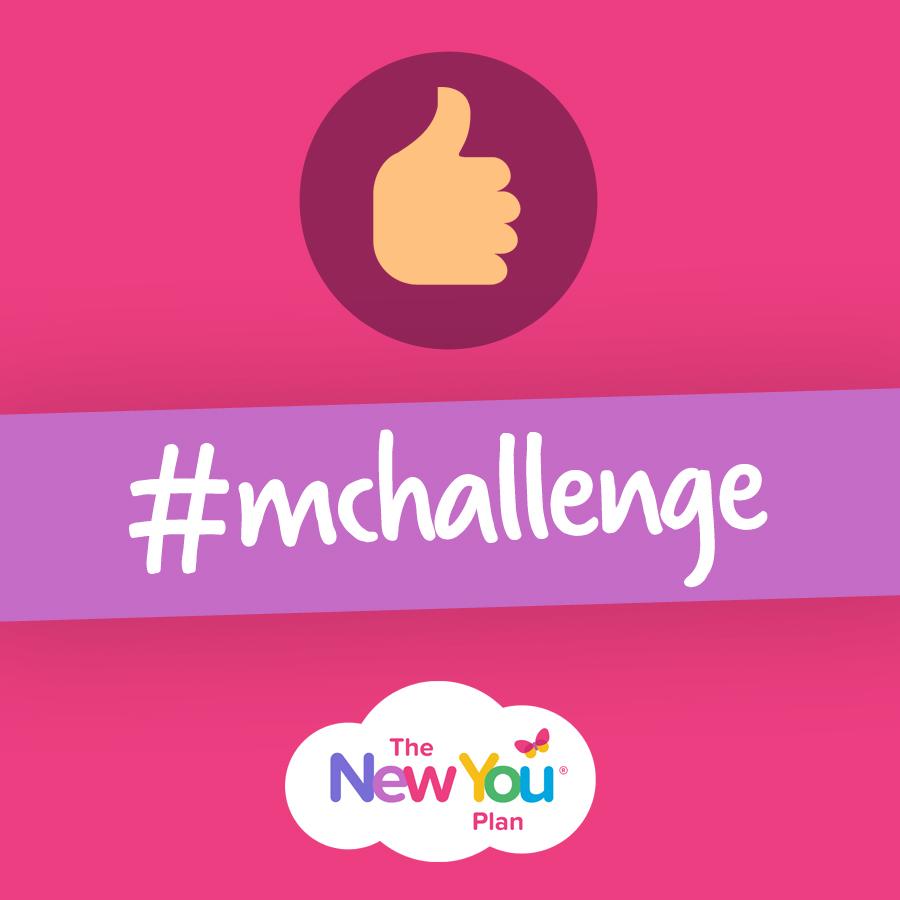 New You #Mchallenge – Mindset Week!