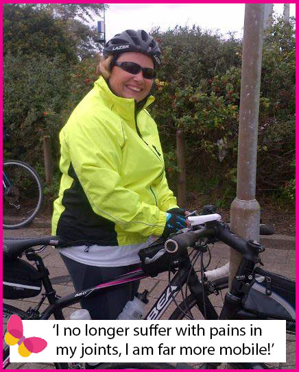 2016 Secret Slimmer Diaries – 'Cycle 270 Miles in 4 Days??' – How the plan helped Christina achieve her goals!