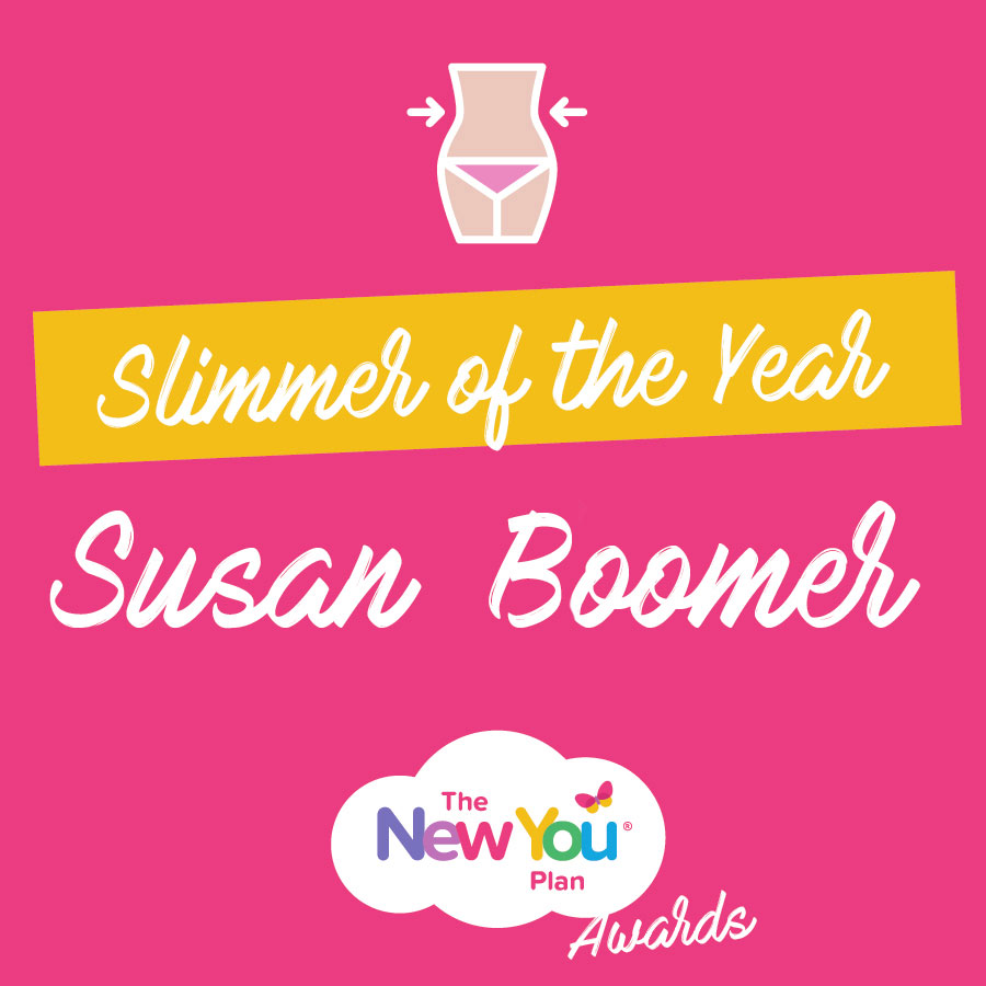 New You Awards 2016 – Secret Slimmer of the Year – Susan's Story