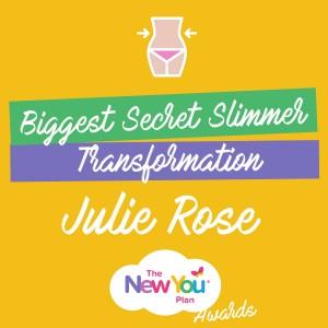New You Awards 2016 – Biggest Transformation – Julie's Story