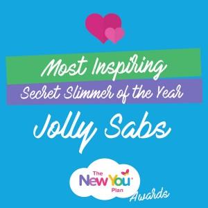 New You Awards 2016 – Most Inspiring Secret Slimmer – Jolly's Story