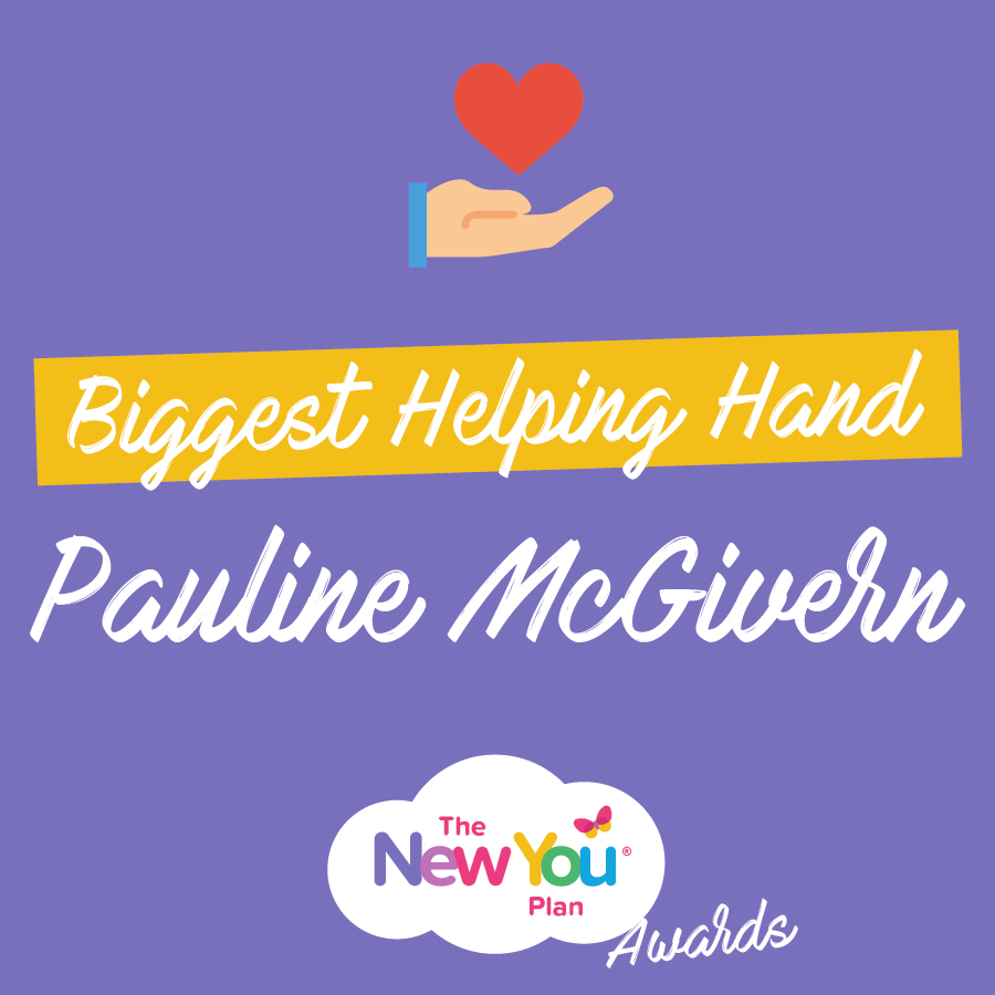 New You Awards 2016 – Biggest Helping Hand – Pauline's Story