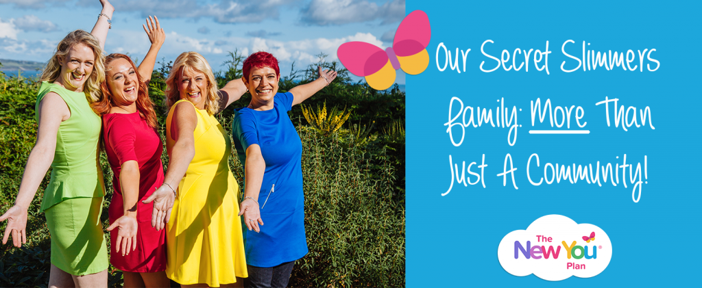 Our Secret Slimmers Family: We're More Than Just A Community