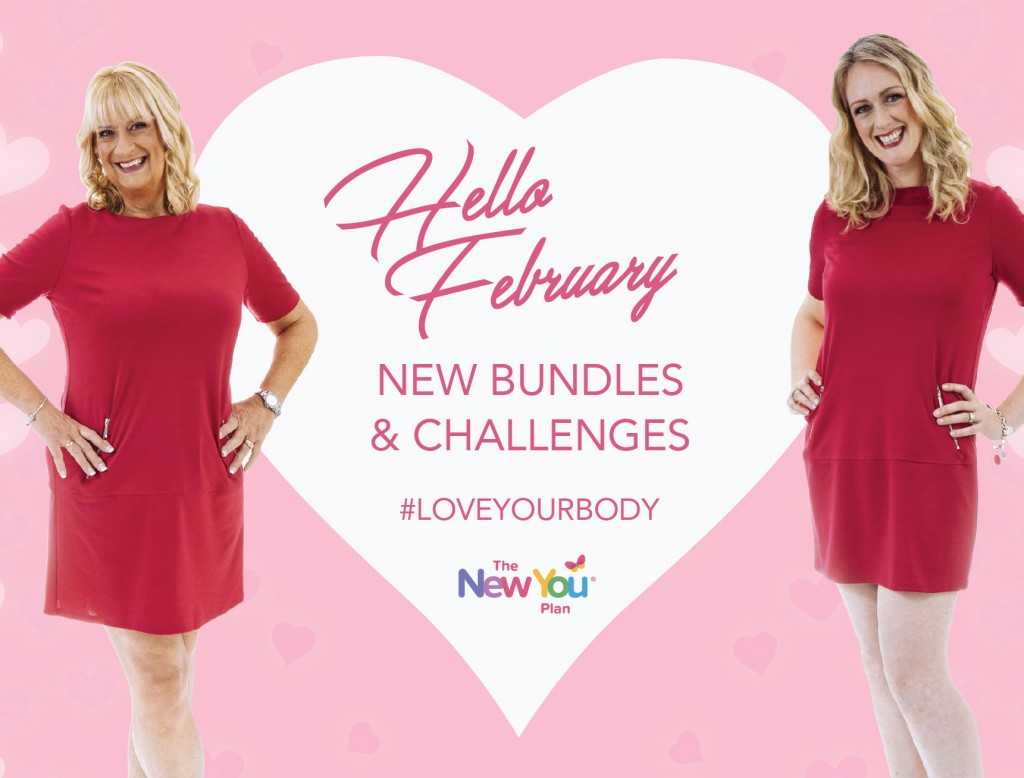 Hello February – What we have in store this month!