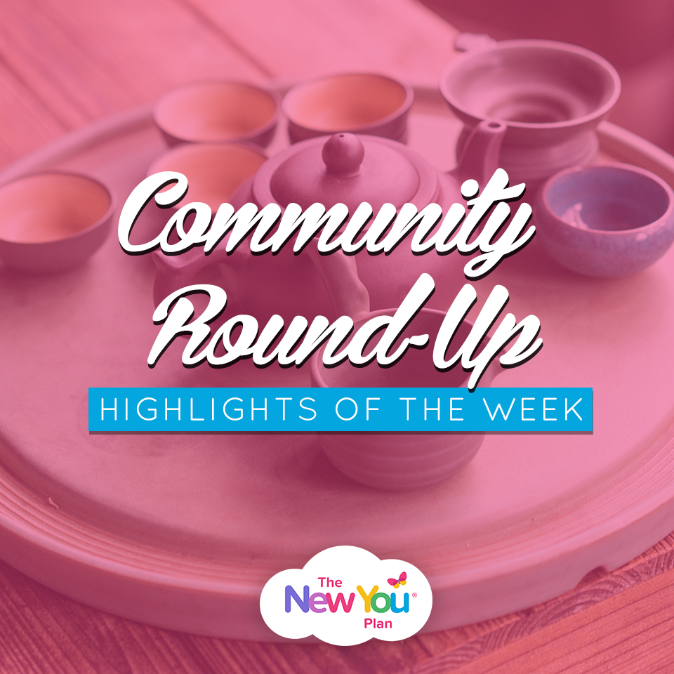 Secret Slimmers group highlights of the week